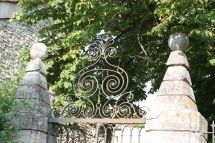 Fancy gate 1