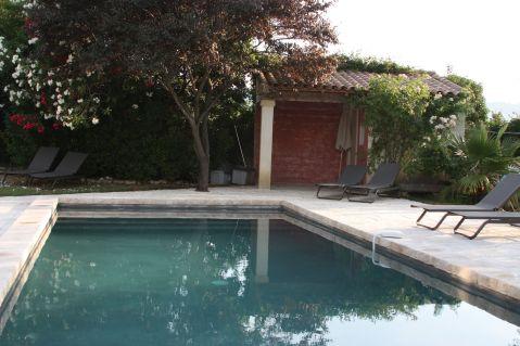 Morning pool 7
