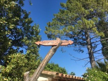 new sign post